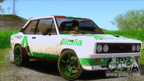 Wheels Pack v.2 for GTA San Andreas second screenshot