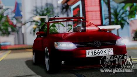 Volkswagen Jetta Stance for GTA San Andreas