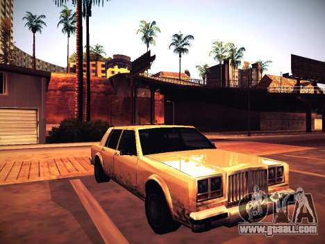 ENB Caramelo for GTA San Andreas