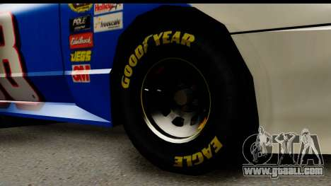 Elegy NASCAR for GTA San Andreas right view