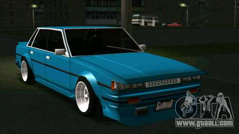 Toyota Cresta GX71 for GTA San Andreas side view