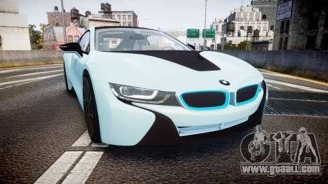BMW i8 2013 for GTA 4
