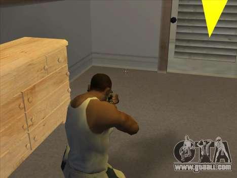 Great Russian machines for GTA San Andreas fifth screenshot