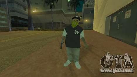 Los Santos Vagos Skin Pack for GTA San Andreas second screenshot