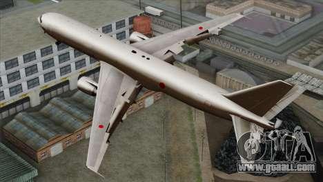 Boeing KC-767 Japan Air Self-Defense Force for GTA San Andreas left view