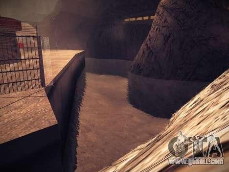 ENB Caramelo for GTA San Andreas third screenshot