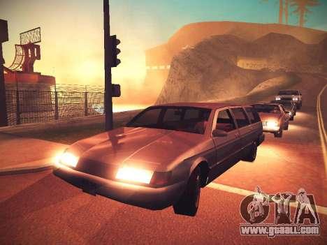ENB Caramelo for GTA San Andreas second screenshot
