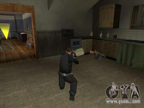 CORD from Battelfield 2 for GTA San Andreas third screenshot