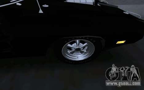 Wheel Pack for GTA San Andreas second screenshot