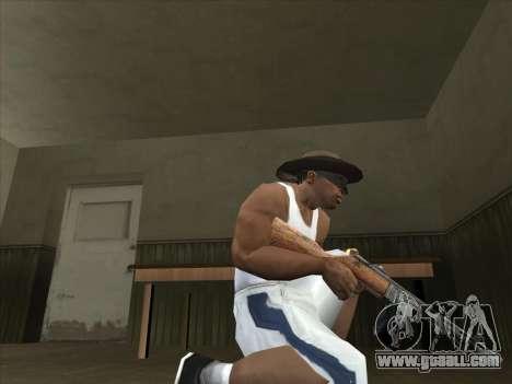 Great Russian machines for GTA San Andreas sixth screenshot