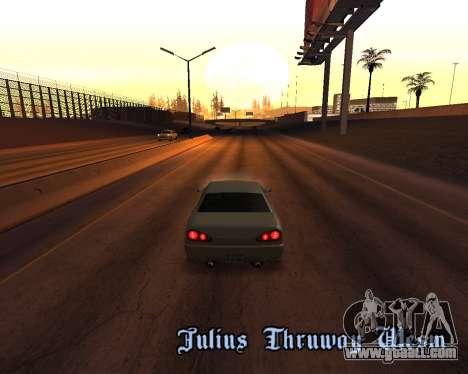 Project 2dfx 2.5 for GTA San Andreas tenth screenshot