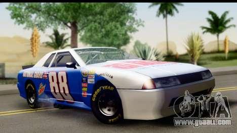 Elegy NASCAR for GTA San Andreas