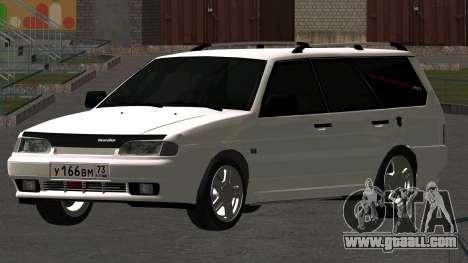 2115 Universal БПАN for GTA San Andreas