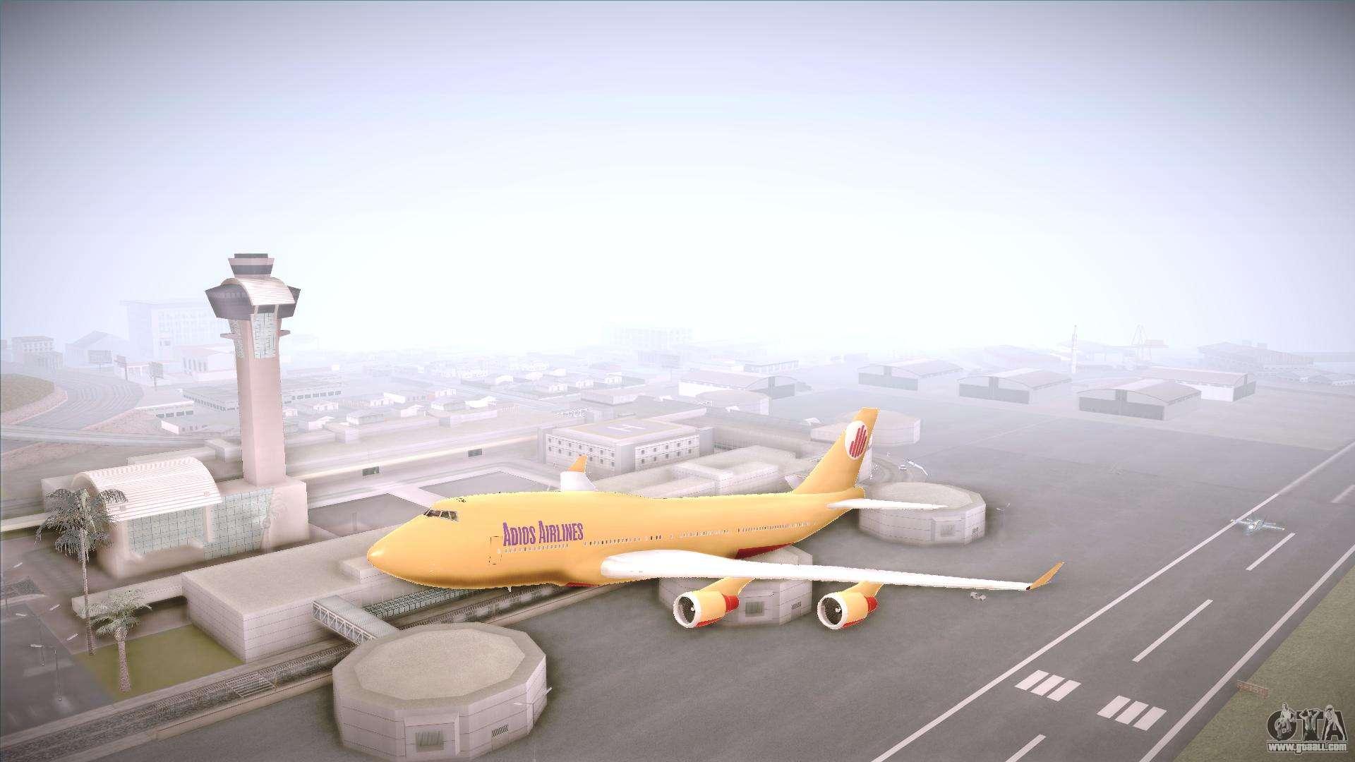 gta v how to break a plane