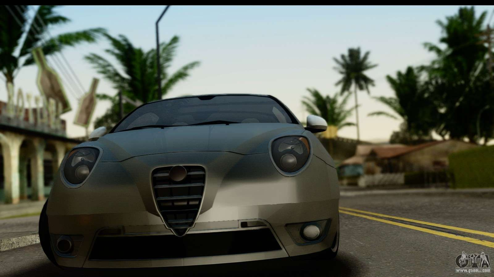 alfa romeo mito tuning for gta san andreas. Black Bedroom Furniture Sets. Home Design Ideas