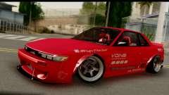 Nissan Silvia S13 Rocket Bunny