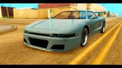 Infernus Rapide GTS Stock for GTA San Andreas