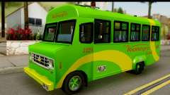 Chevrolet C30 Bus for GTA San Andreas