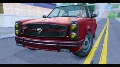 GTA 5 Benefactor Glendale Special IVF