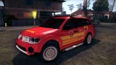 Mitsubishi Pajero Dakar 2014 CBESP for GTA San Andreas