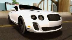 Bentley Continental SS 2010