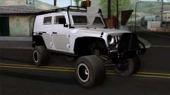 Jeep Wrangler 2013 Fast & Furious Edition