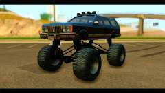 Monster Regina for GTA San Andreas