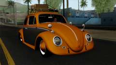 Volkswagen Beetle 1969 for GTA San Andreas