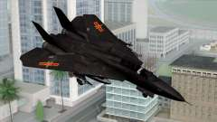 F-14 China Air Force for GTA San Andreas