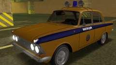 Moskvich 408 Police