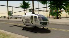 MBB Bo-105 Argentine Police for GTA San Andreas