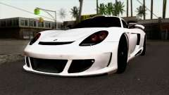 Gemballa Mirage GT v2 Windows Up