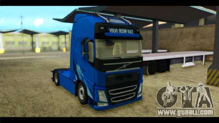Volvo FH4 Ocean Race for GTA San Andreas