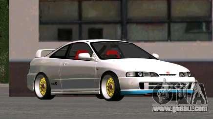 Honda Integra Type R 2000 for GTA San Andreas