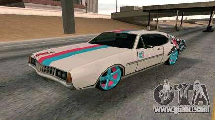 Clover Blink-182 Edition for GTA San Andreas
