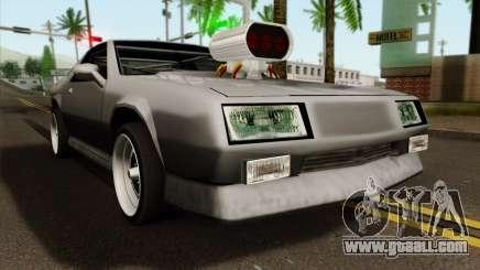 Buffalo Supercharged for GTA San Andreas