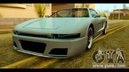 Infernus Rapide S for GTA San Andreas
