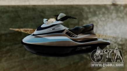 Seashark from GTA 5 for GTA San Andreas