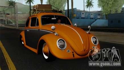 Volkswagen Beetle 1969 for GTA San Andreas