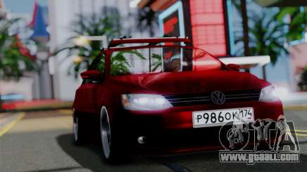 Volkswagen Jetta Stance for GTA San Andreas