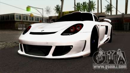 Gemballa Mirage GT v2 Windows Up for GTA San Andreas