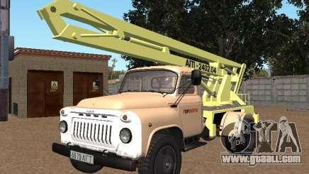 GAS 52 Skylift for GTA San Andreas