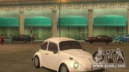 Volkswagen Beetle 1984 for GTA San Andreas