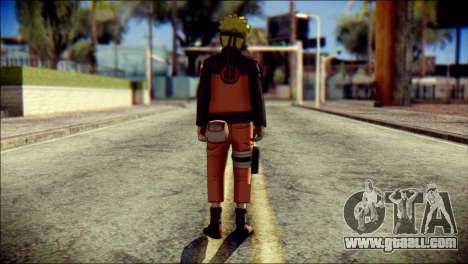 Naruto Skin for GTA San Andreas second screenshot