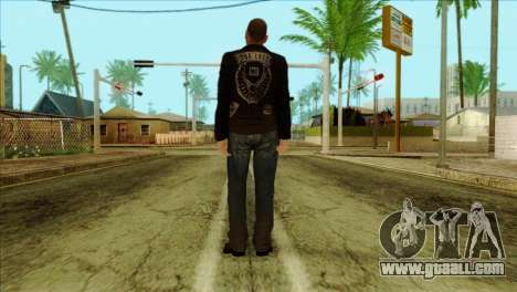 Johnny from GTA 5 for GTA San Andreas second screenshot