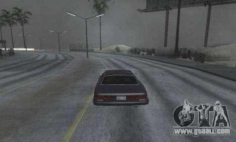 ENB v1.9 & Colormod v2 for GTA San Andreas eighth screenshot