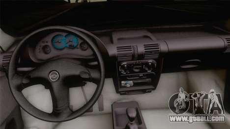 Chevrolet Corsa Classic 2009 for GTA San Andreas right view