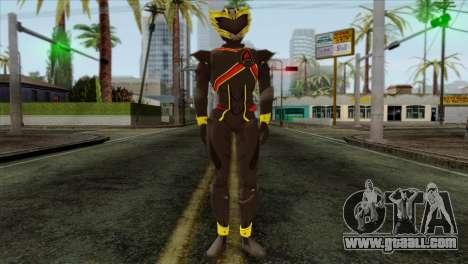 Azazel Satria Garuda for GTA San Andreas