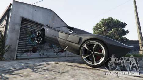 GTA 5 The seat belt v1.1 third screenshot