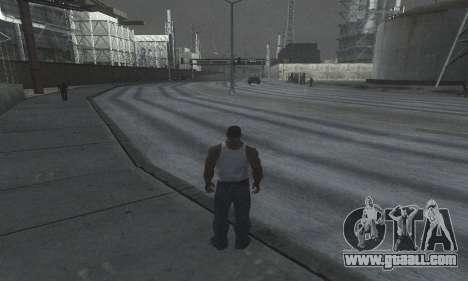 ENB v1.9 & Colormod v2 for GTA San Andreas seventh screenshot